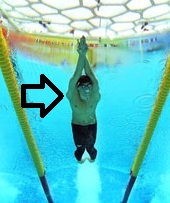 streamline for phelps showing scapula protrution