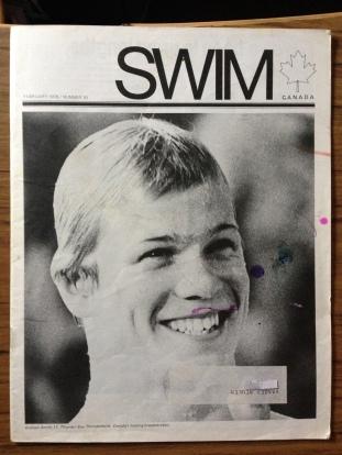 Graham Smith SWIM cover